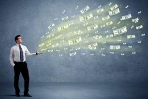 Keep Calm — Let the Cash Flow!
